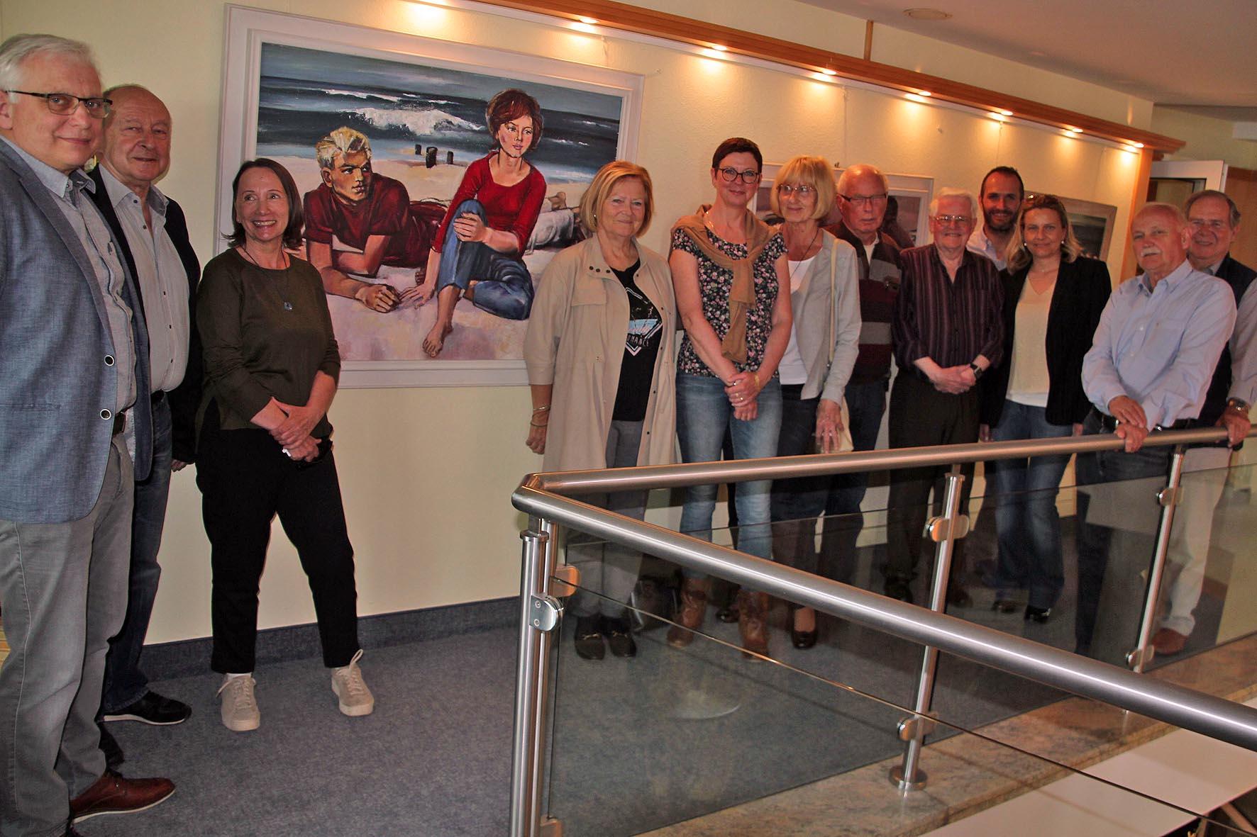 Freundeskreis plant Schaffung einer Walter-Womacka-Künstlerbegegnungsstätte